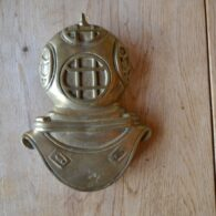 Deep Sea Diver Door Knocker D080-1019