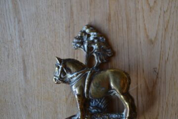 Suffolk Punch Door Knocker D160-1019