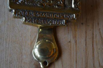 Gretna Green Door Knocker D534-1019