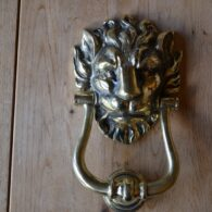 Lion's Head Door Knocker RD006L