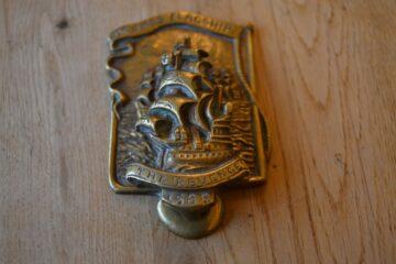 Drakes Flagship Door Knocker D127-1119
