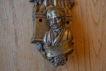 William Wordsworth Door Knocker D583-1119