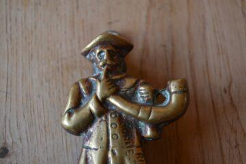 Ripon Horn Blower Door Knocker D590-1119