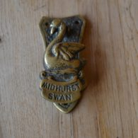 Midhurst Swan Door Knocker D590-1119
