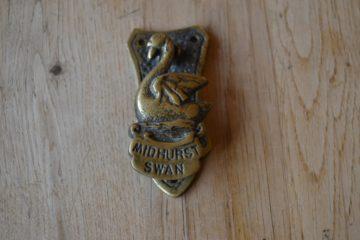 Midhurst Swan Door Knocker D590-1119