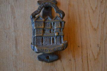 Ludlow Door Knocker D595-1119