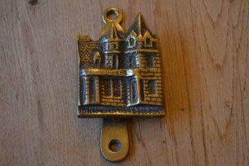 John O.Groats House Door Knocker D608-1119