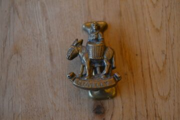Clovelly Donkey Door Knocker D609-1119