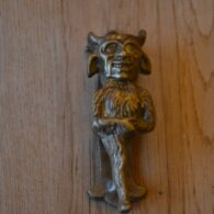 Lincoln Imp Door Knocker D610-1119