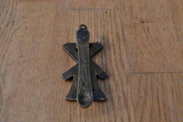 Dutch Windmill Door Knocker D604-0220 Antique Door Knocker Company