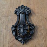 Victorian Cast Iron Door Knocker D069L-0220 Antique Door Knocker Company