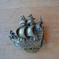 18th Century Frigate Door Knocker - D079-0220-0220