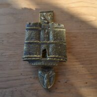 Canterbury Castle Door Knocker D145-0220