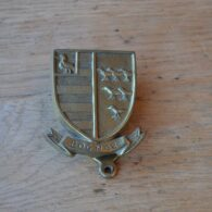 Bognor Coat of Arms Door Knocker-0220