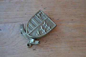 Bognor Coat of Arms Door Knocker-0220