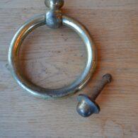Large Ring Door Knocker D324-0220