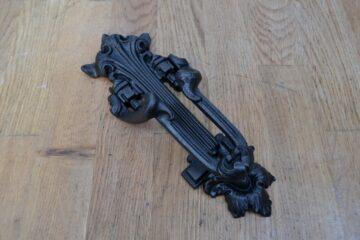 Cast Iron Door Knocker D358-0220 Antique Door Knocker Company