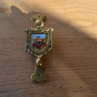 Pershore Coat of Arms Door Knocker D377-0220