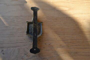 Pershore Coat of Arms Door Knocker D377-0220