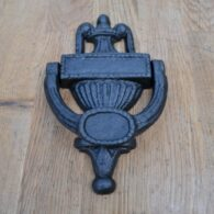 Cast Iron Urn Door Knocker D470-0220 Antique Door Knocker Company