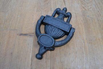 Cast Iron Urn Door Knocker D470-0220 Antique Door Knocker Company