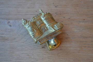 Skipton Castle Door Knocker D567-0220