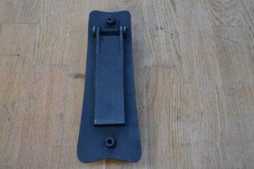 Cast Iron Combination Letterbox and Door Knocker D622-022Antique Door Knocker Company