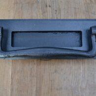 Cast Iron Letterbox and Door Knocker D624-0220 Antique Door Knocker Company