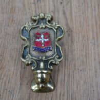 Enameled Colchester Door Knocker D626-0220 Antique Door Knocker Company