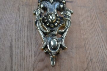 Victorian Foliage Door Knocker RD007L Antique Door Knocker Company