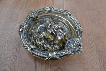 Italian Styled Lion Door Knocker RD008L Antique Door Knocker Company