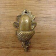 Antique Acorn Door Knocker - D417-0720 - Antique Door Knocker Company
