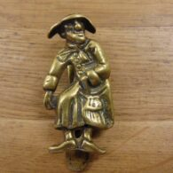 Antique Dicky Dickinson Door Knocker - D547-0720 - Antique Door Knocker Company