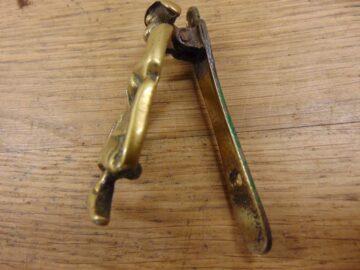 Antique Dicky Dickinson Door Knocker - D547-0720 - Antique Door Knocker Company