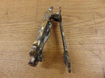 Brass Owl Door Knocker D549-0720 - Antique Door Knocker Co