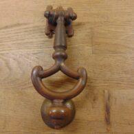 Art Nouveau Door Knocker - D629-0720 - Antique Door Knocker Company