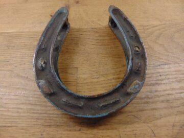 Gretna Green Horseshoe Door Knocker D442-0920 Antique Door Knocker Company