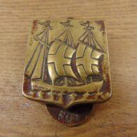 Foyboat Door Knocker - D405-0720
