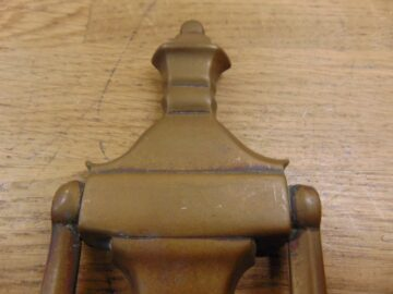 Traditional Urn Door Knocker - D417-1120 Antique Door Knocker Company