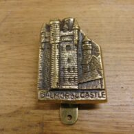 Balmoral Castle Door Knocker D464-1120 Antique Door Knocker Company