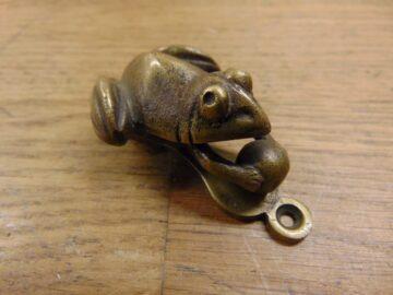 Frog Door Knocker 503-1120 Antique Door Knocker Company