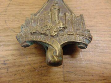 Arundel Castle Door Knocker - D542-1120 Antique Door Knocker Company