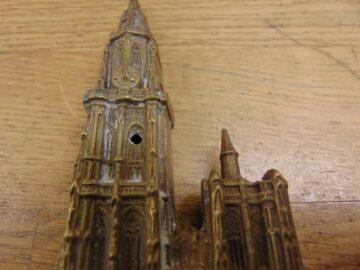 Antwerp Cathedral Door Knocker - D520-1220 Antique Door Knocker Company