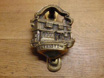 Alfriston Door Knocker - D020-0121 Antique Door Knocker Company