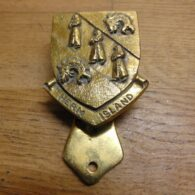 Herm Island Door Knocker - D245-0121 Antique Door Knocker Company