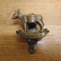 Antique Clovelly Donkey Door Knocker - D646-0121 Antique Door Knocker Company