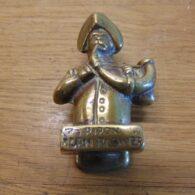 Ripon Horn Blower Door Knocker - D034-0221 Antique Door Knocker Company