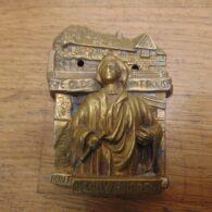 Merry Andrew Door Knocker - D140-0221 Antique Door Knocker Company