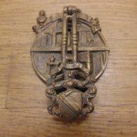 Shakespeare Door Knocker - D277-0221 Antique Door Knocker Company