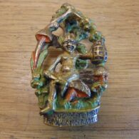 Pixie Door Knocker - D328-0418 Antique Door Knocker Company